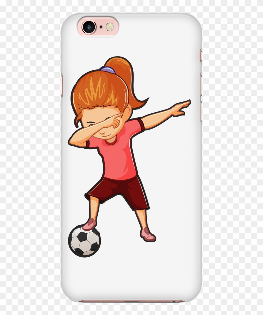 Cute Funny Soccer Smart Phone Case For.