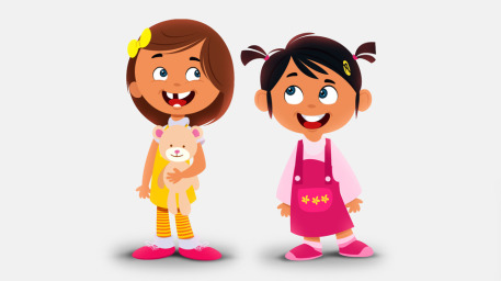 Free Girl Cartoon Characters, Download Free Clip Art, Free.