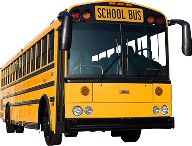 School bus transparent background image Education image School bus.