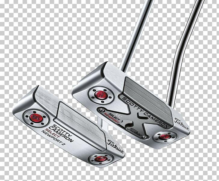 Titleist Golf Clubs Putter Golf Equipment PNG, Clipart.