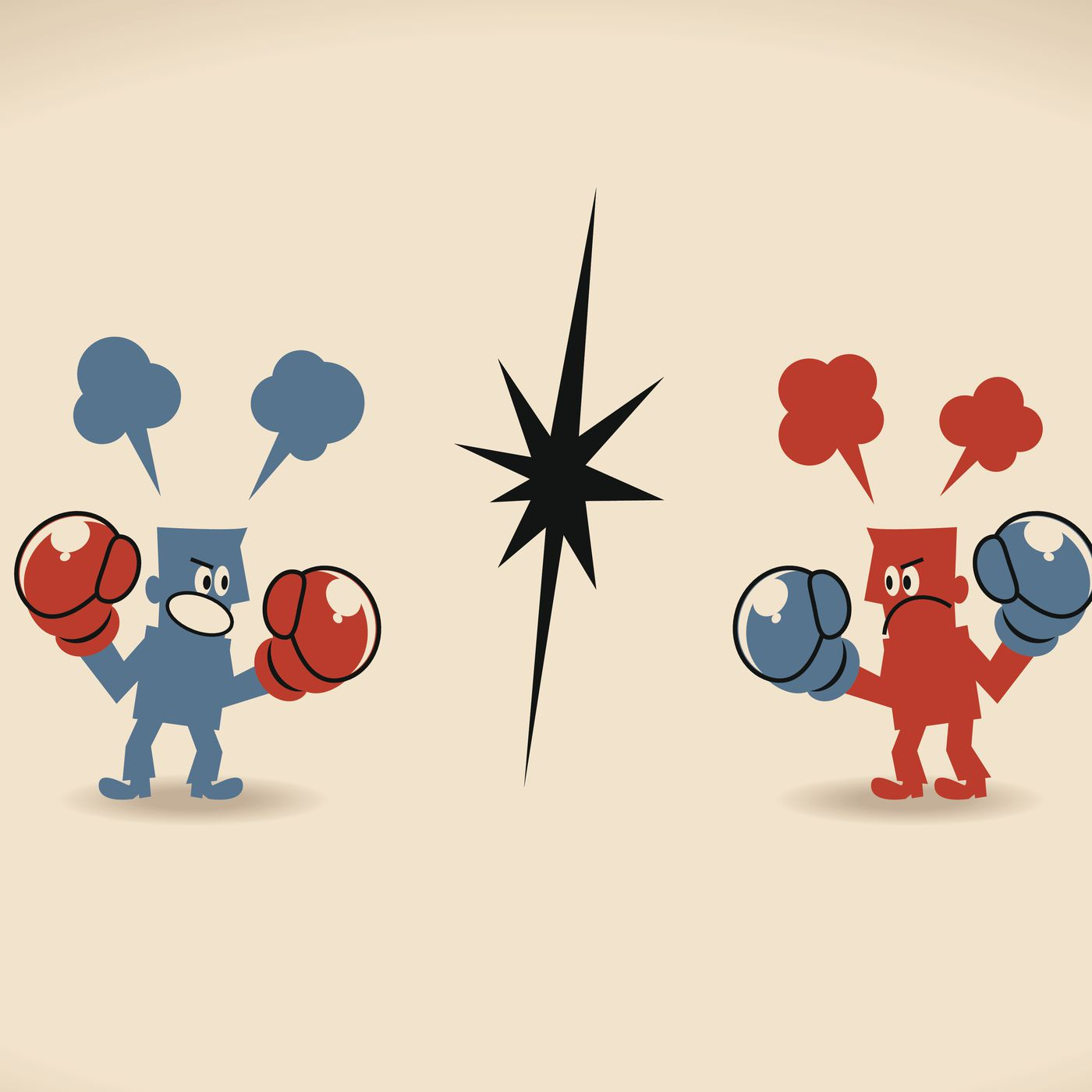 Most people are bad at arguing. These 2 techniques will make.