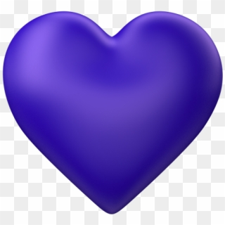 Free Blue Heart Png Transparent Images.