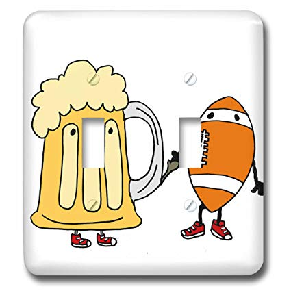3dRose lsp_244600_2 2 Funny Beer Mug Holding Hands with.