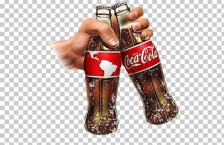 Hand Holding 2 Coca Cola Bottles PNG, Clipart, Coca Cola.