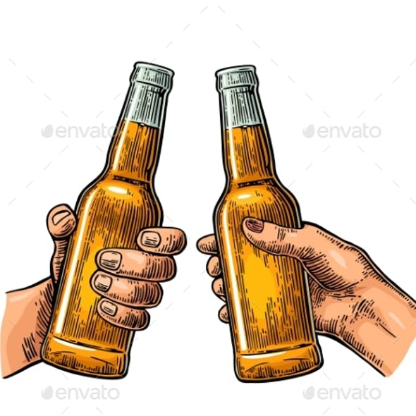 Beer and Toasting Graphics, Designs & Templates.