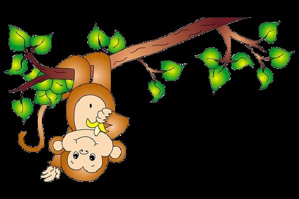 Monkey images clip art 2.
