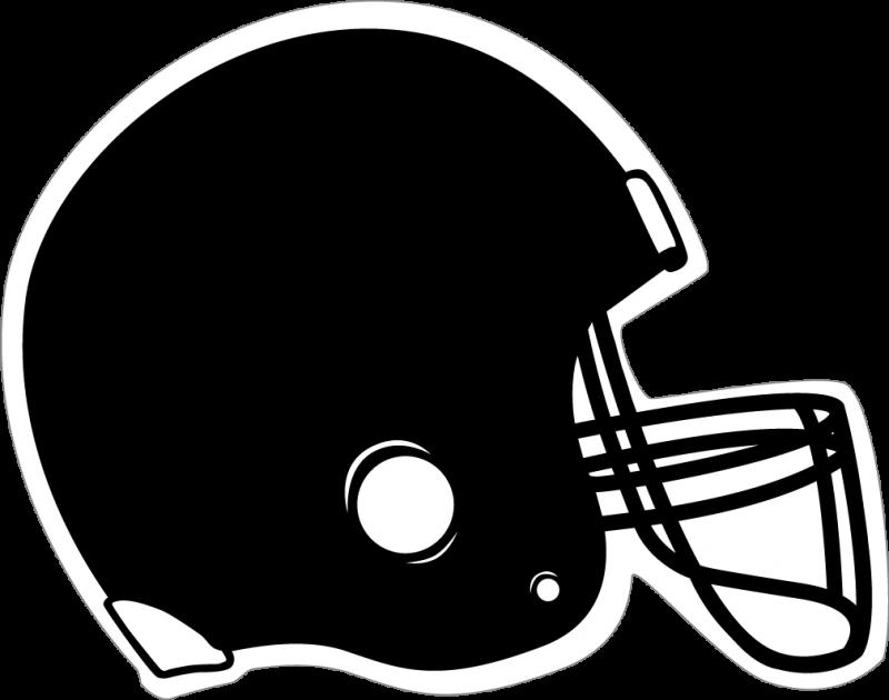 Football helmet clip art free clipart image 2.