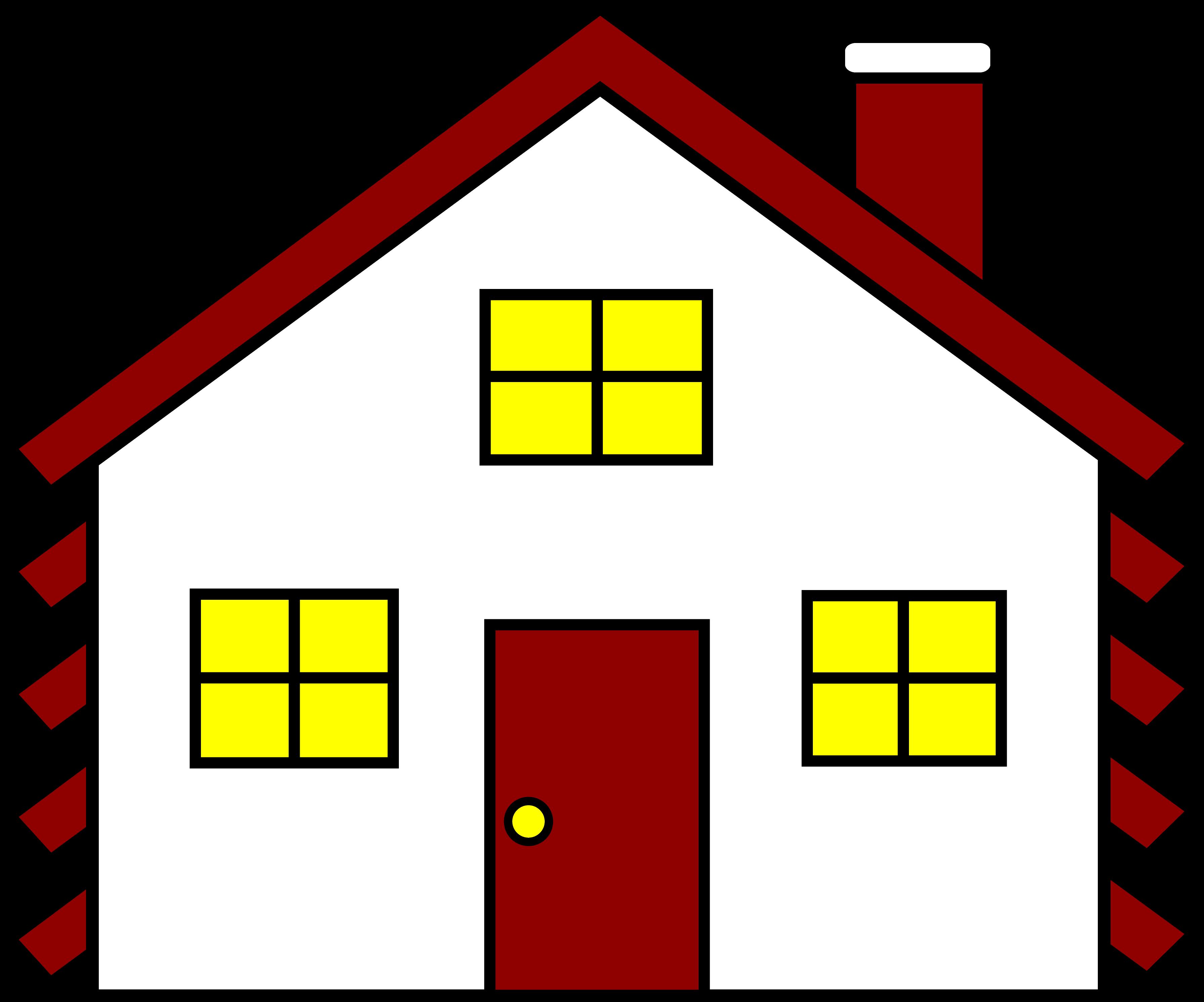 Clip art home clipart 2.