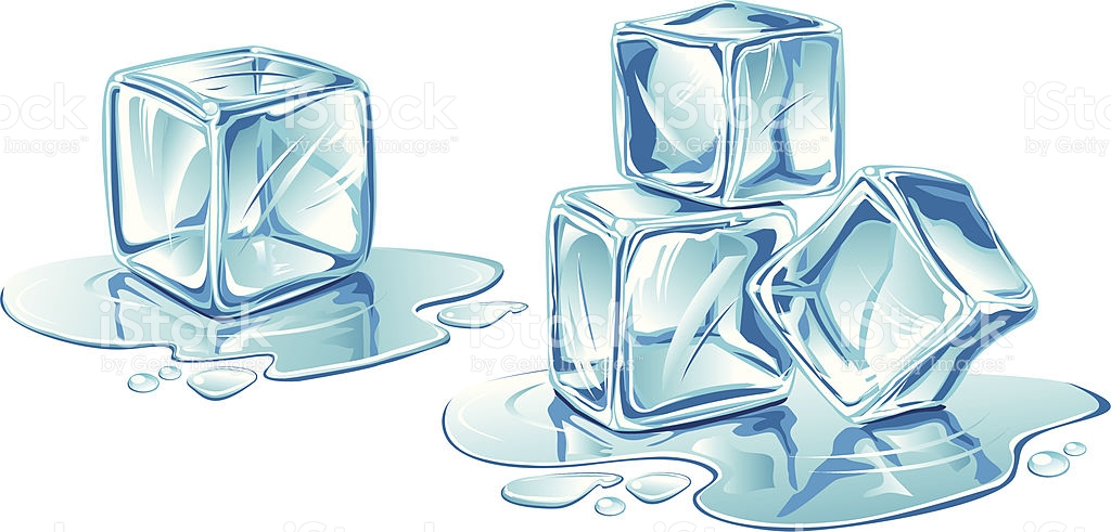 429 Ice Cube free clipart.