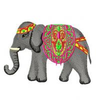 Indian elephant clipart 2 » Clipart Station.