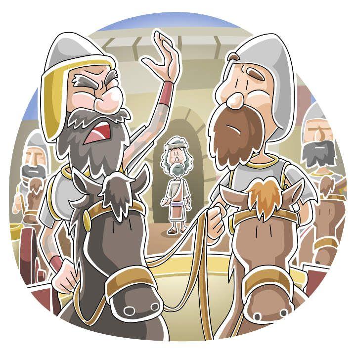 Title: God Healed Naaman Scripture: 2 Kings 5 Target Age.