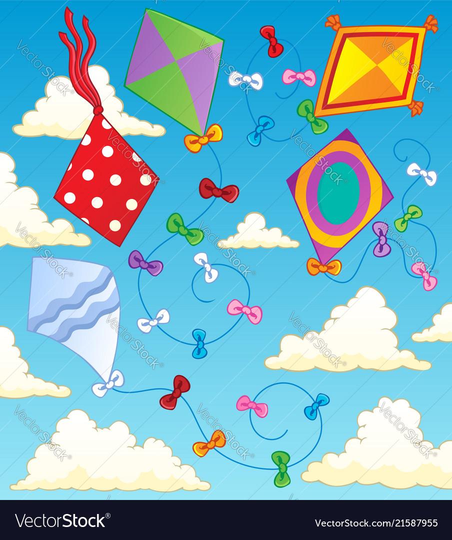 Kites theme image 2.