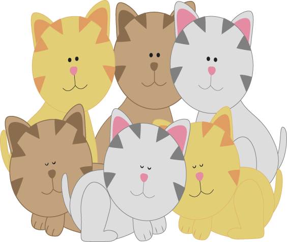 Free Kittens Cliparts, Download Free Clip Art, Free Clip Art.