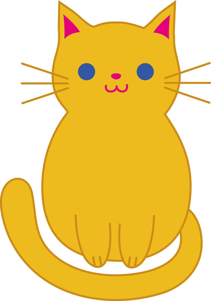 Free Kitten Clipart Pictures.