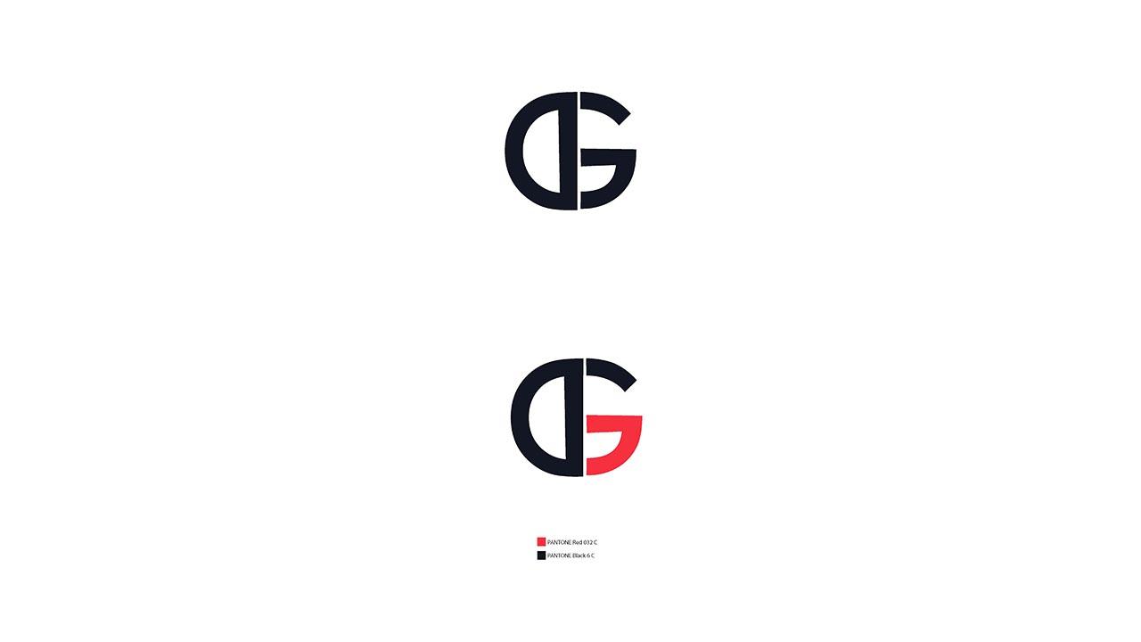 2 letter Logos.