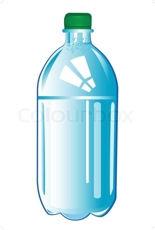 1 Liter Bottle Clipart.
