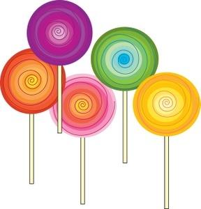 Lollipop clip art clipart 2.