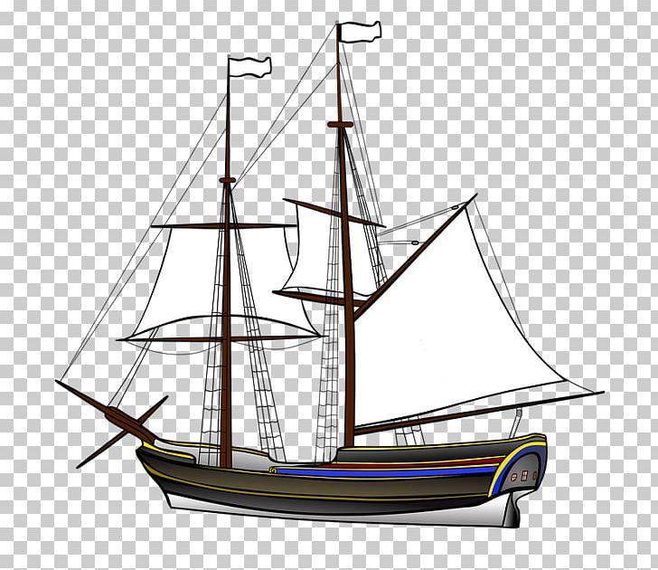 Sailing Ship Mast Boat PNG, Clipart, Brig, Caravel, Carrack.