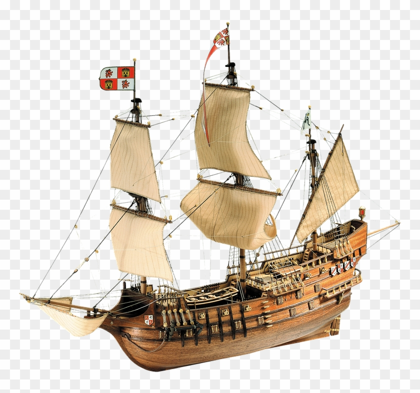 Sailing Ship Png.