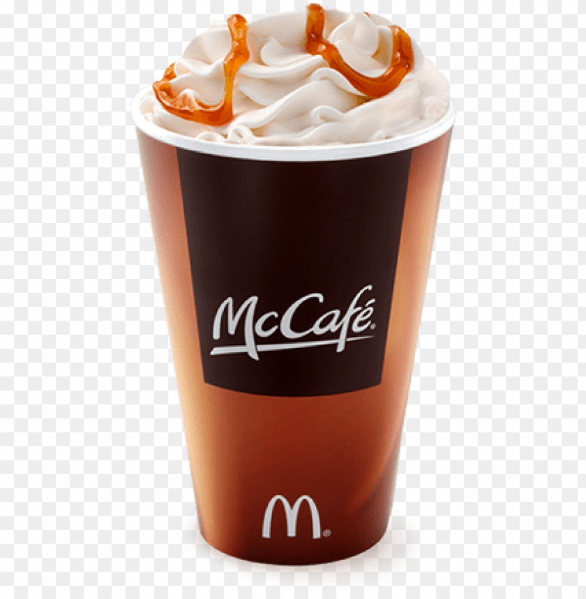 mcdonald\'s mccafe line has become a bit of a monster.