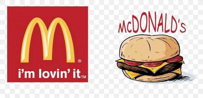 Logo McDonalds Fast Food Graphic Design Clip Art, PNG.