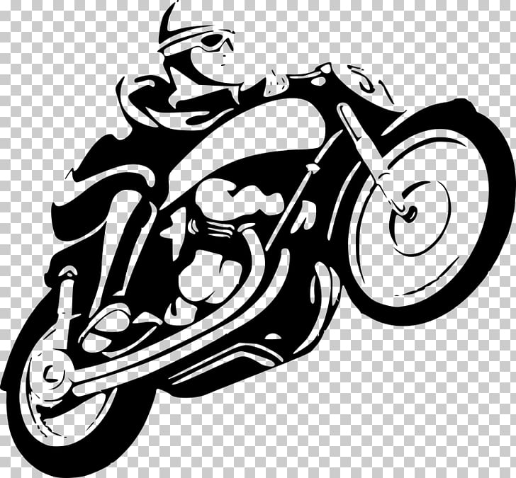 Motorcycle stunt riding, motorcycle PNG clipart.