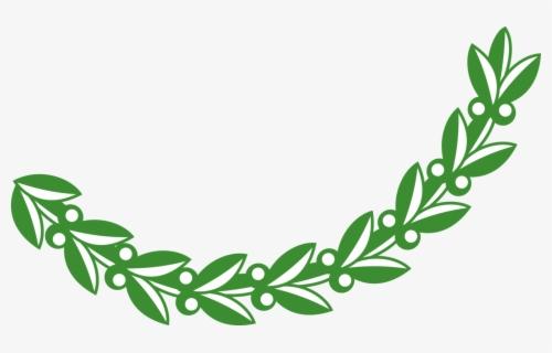 Free Olive Branches Clip Art with No Background.