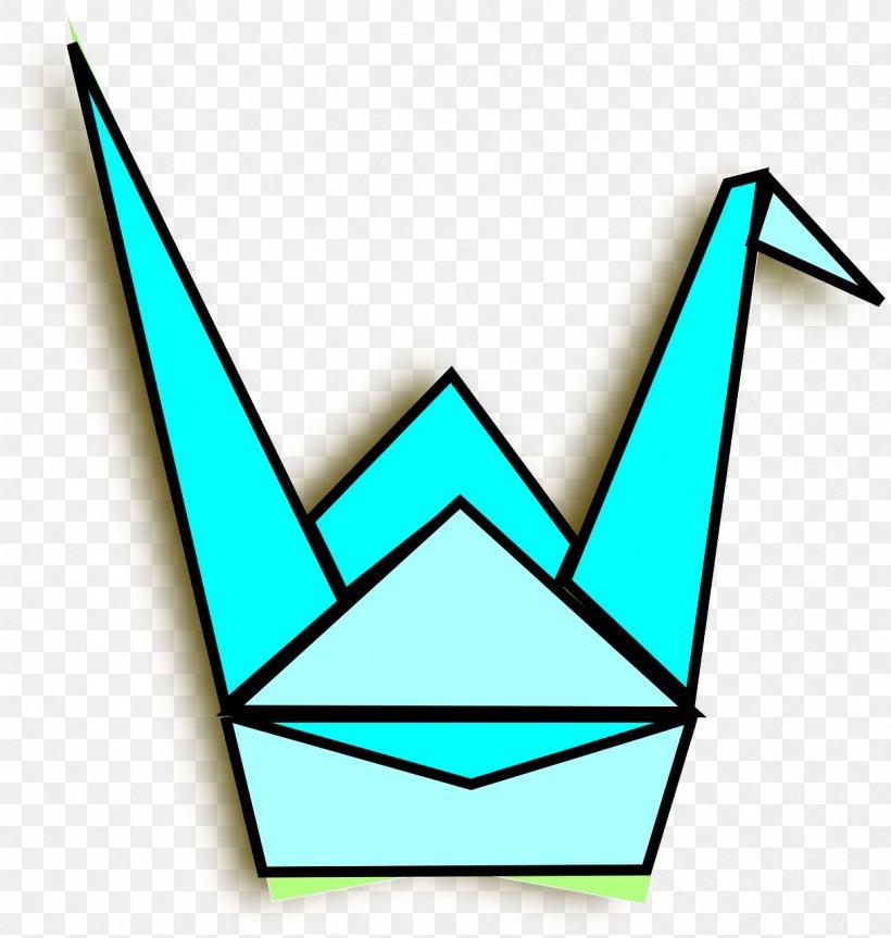 Crane Origami Paper Clip Art, PNG, 1216x1280px, Crane, Area.