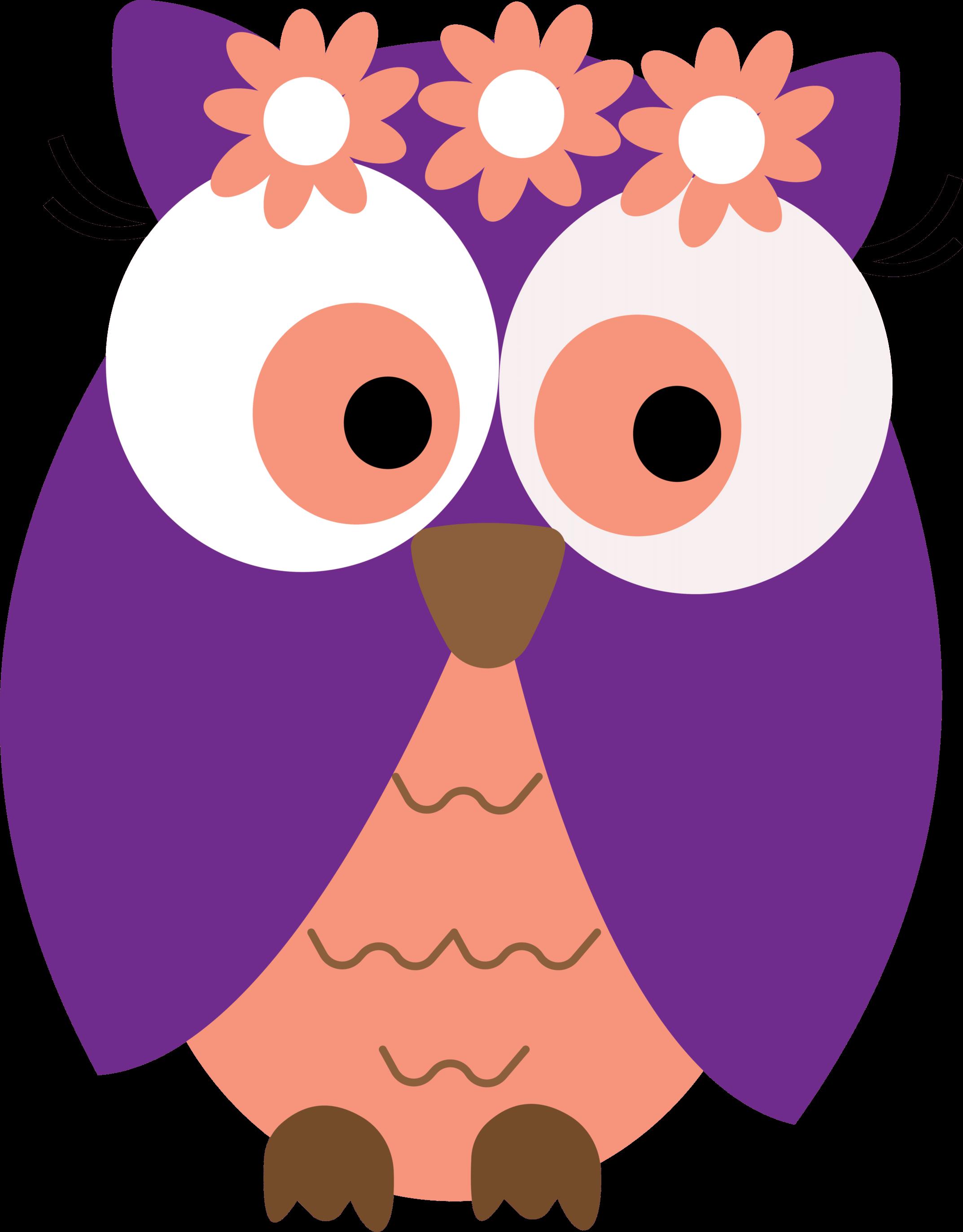 Owls on owl clip art and cartoon owls 2 clipartcow 2.