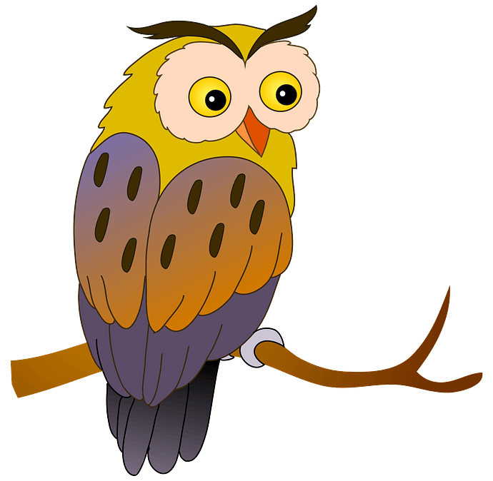 Owl clipart. Free download..
