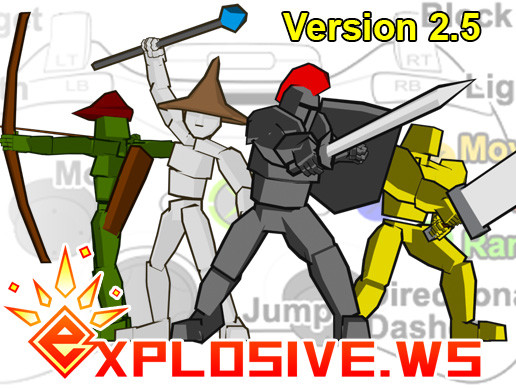 Warrior Pack Bundle 2 by Explosive.