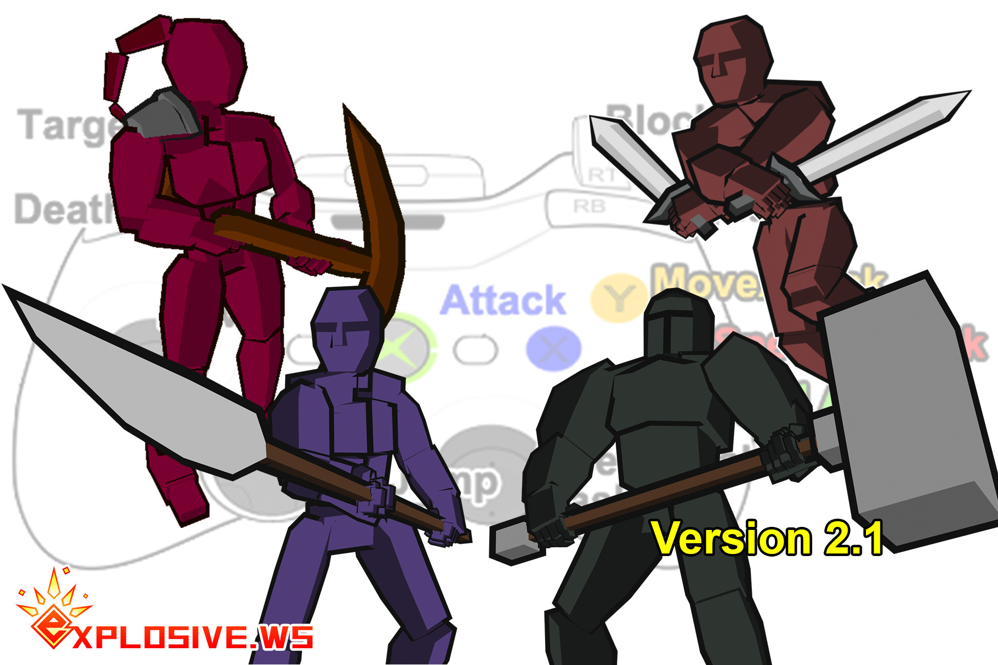 Warrior Pack Bundle 3.