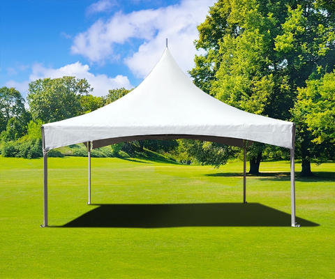 15\' x 15\' High Peak Frame Party Tent.