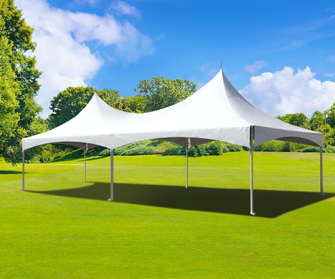 20\' x 30\' High Peak Frame Party Tent.