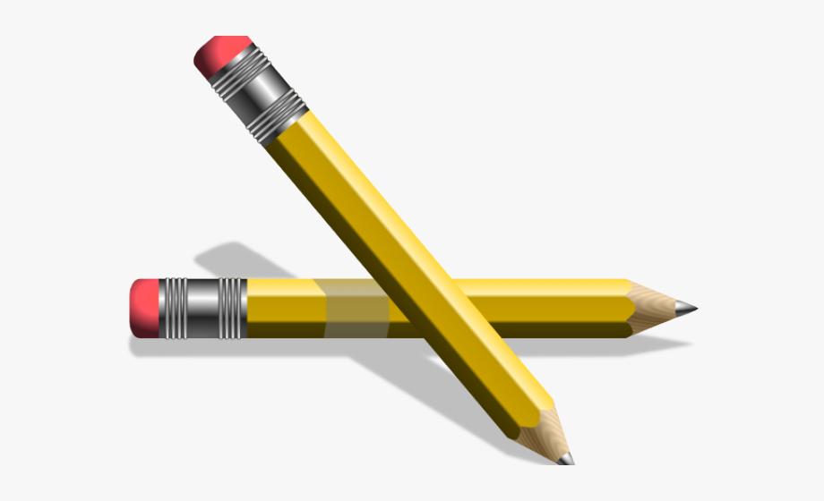 2 Pencil Clipart Png , Transparent Cartoon, Free Cliparts.