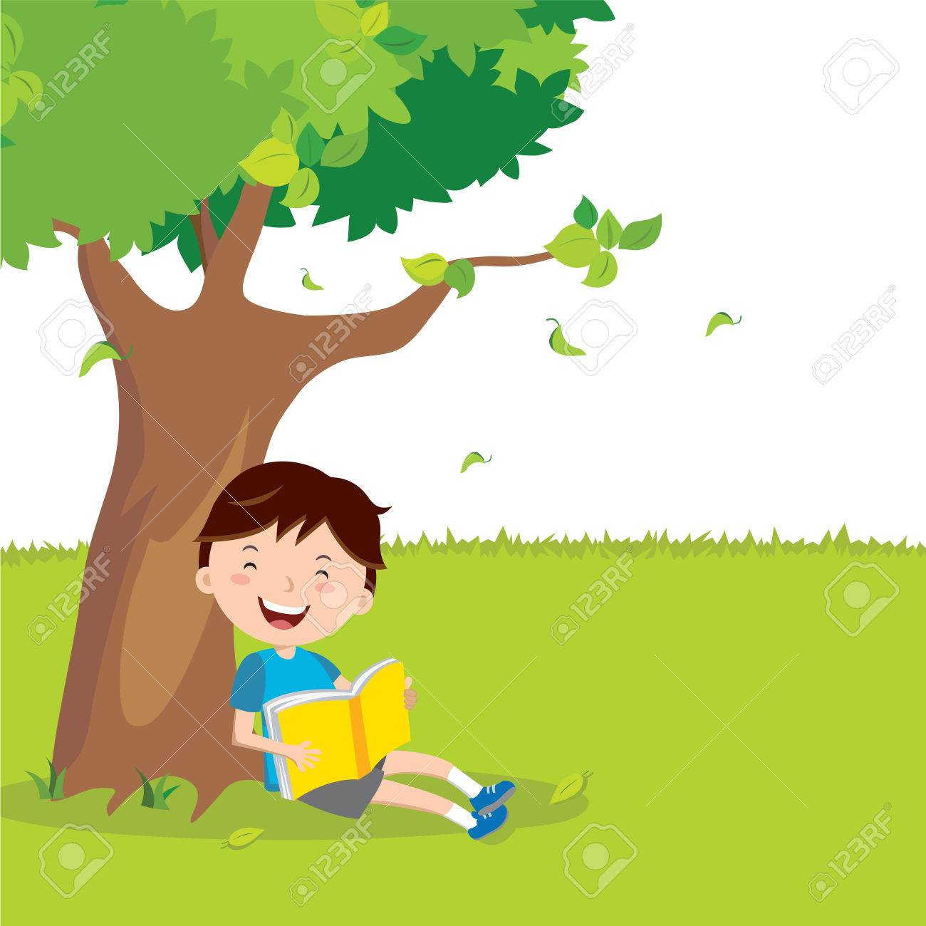 Under the tree clipart 2 » Clipart Station.