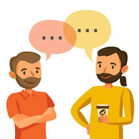 People talking clipart 2 » Clipart Portal.