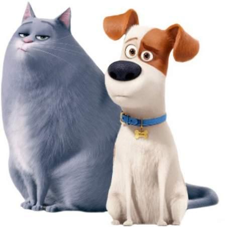 Secret life of pets clipart 2 » Clipart Station.