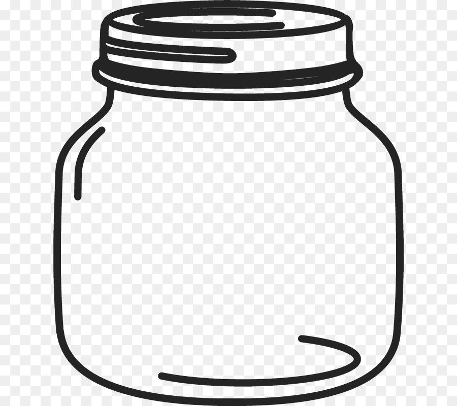 Mason jars clipart 2 » Clipart Station.