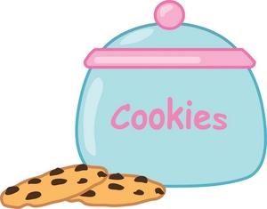 Cookie jar clipart 2.