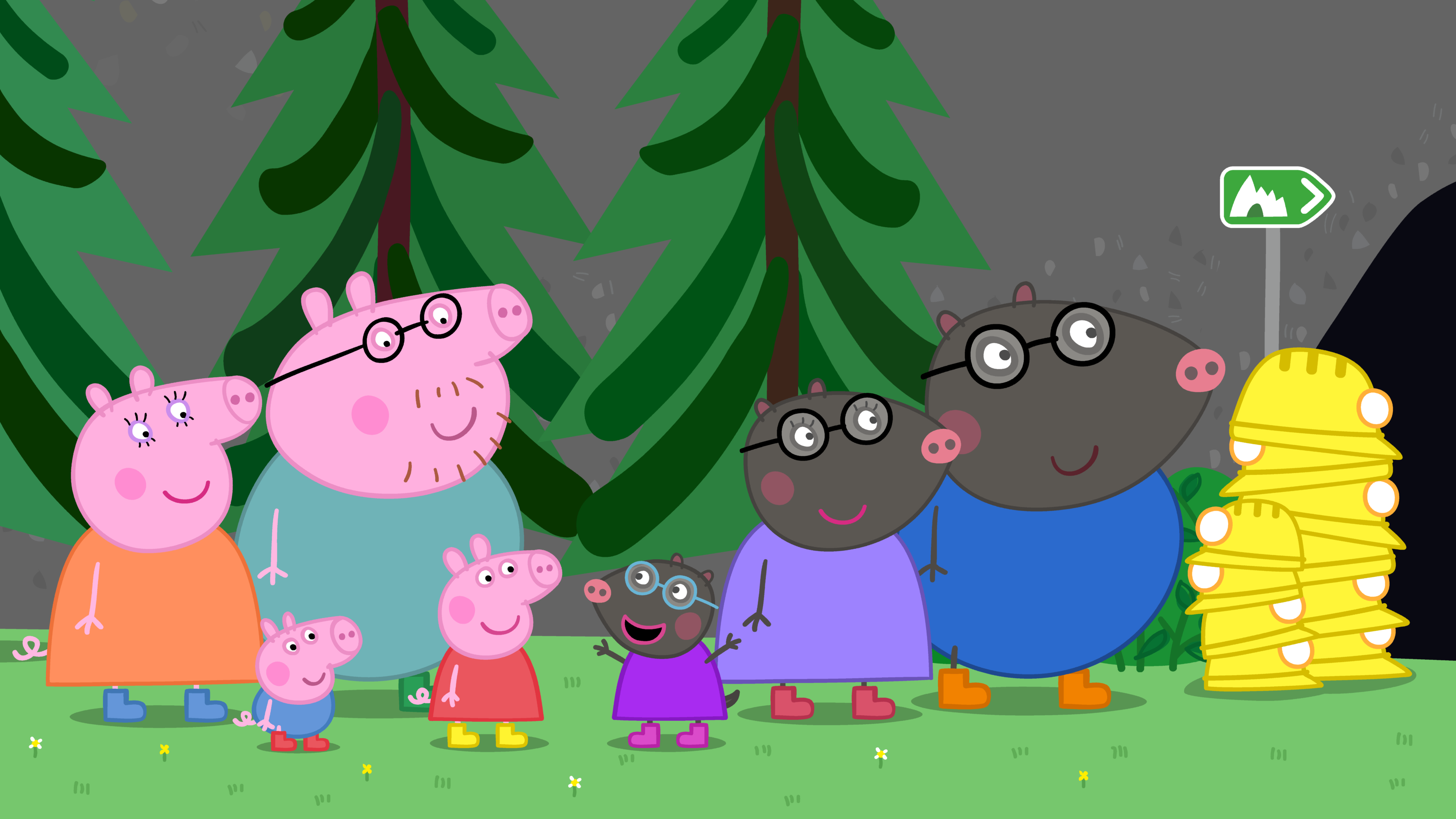 Nickelodeon\'s New Episodes Include Peppa Pig, Becca\'s Bunch.