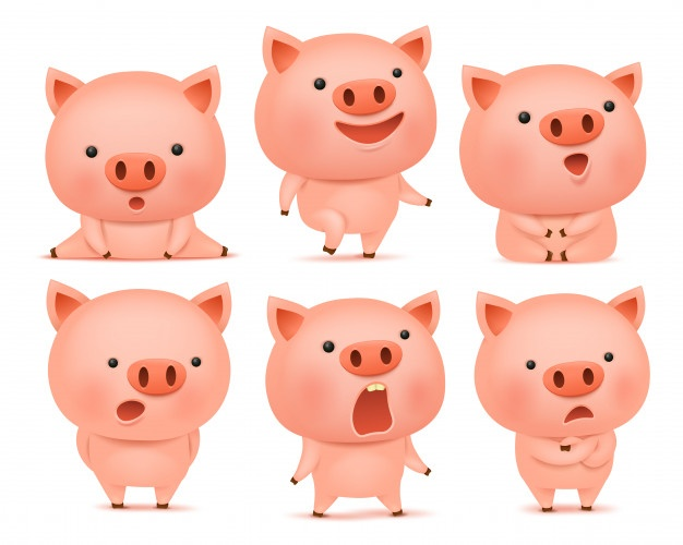 Pig Vectors, Photos and PSD files.