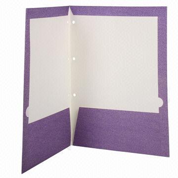Pocket Folder Clipart.