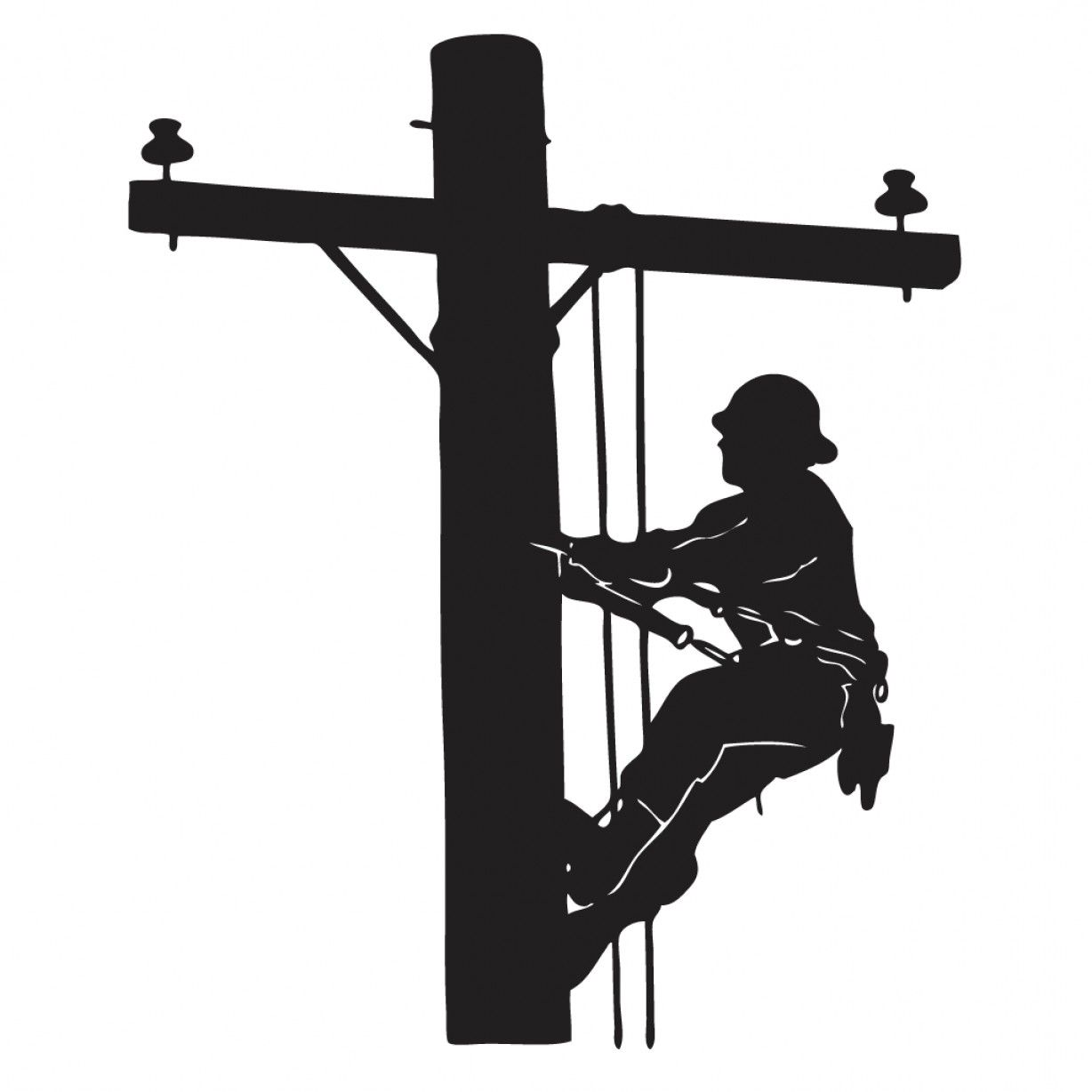 Image result for free download pictures of lineman on poles.