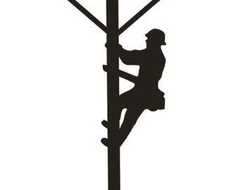 lineman clip art.