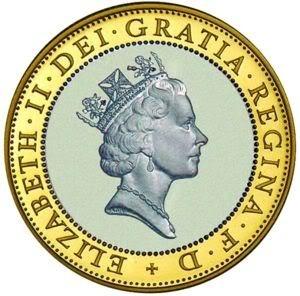 British Coin Clipart.