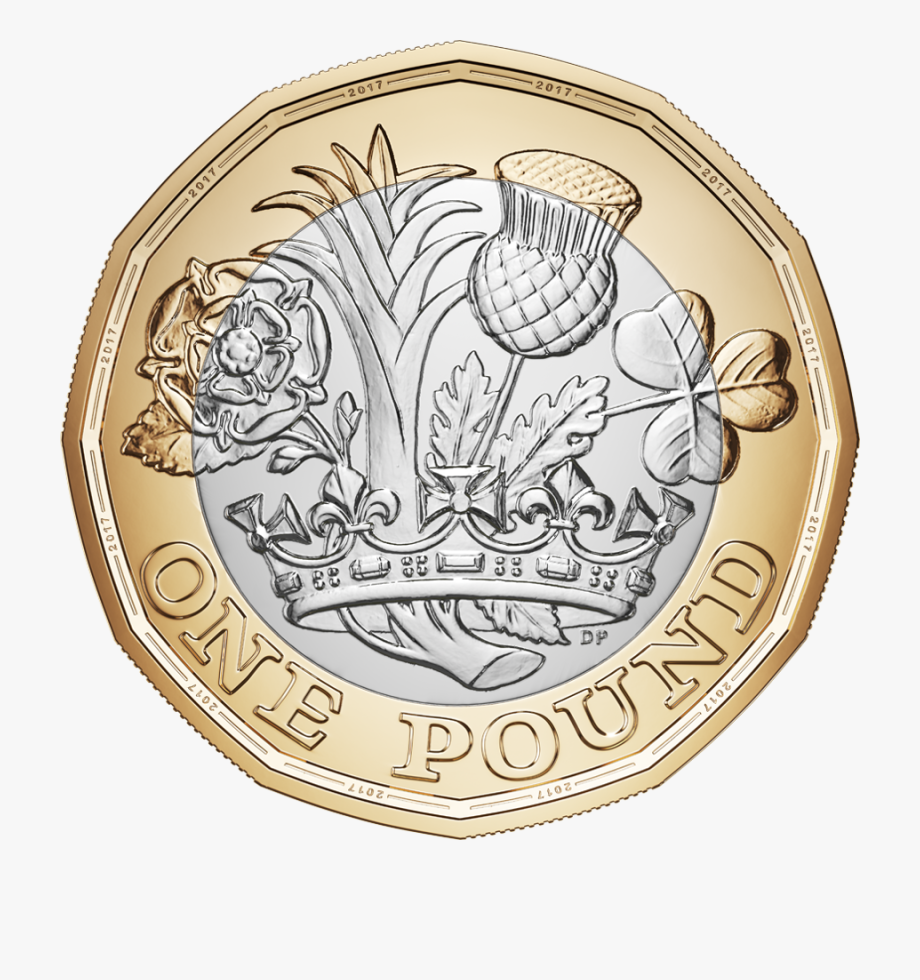 The New Pound Coin.