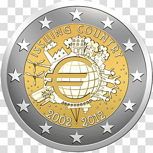 Portuguese euro coins Portugal Currency, 2 Euro Coin.
