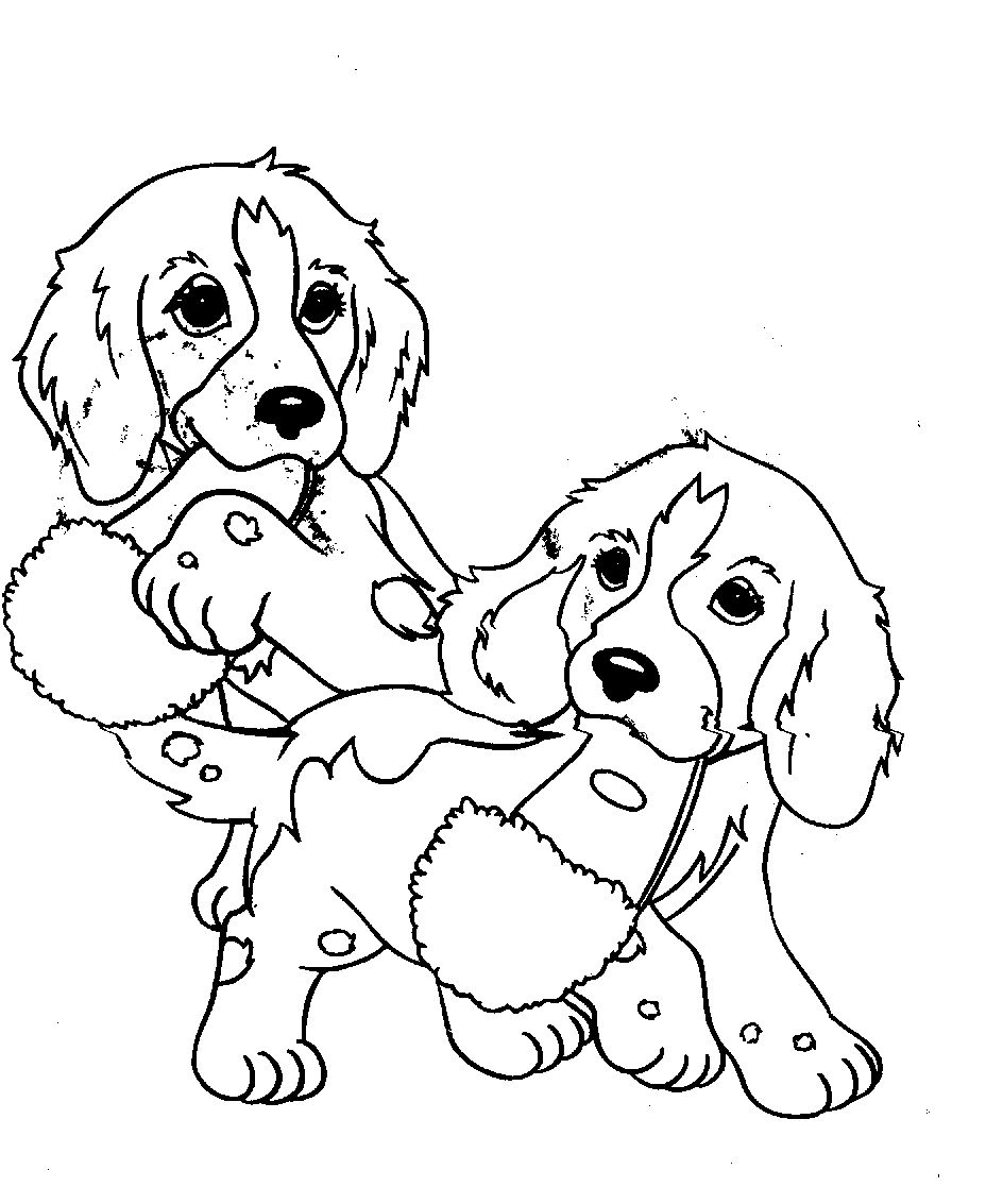 Free Two Puppies Cliparts, Download Free Clip Art, Free Clip.