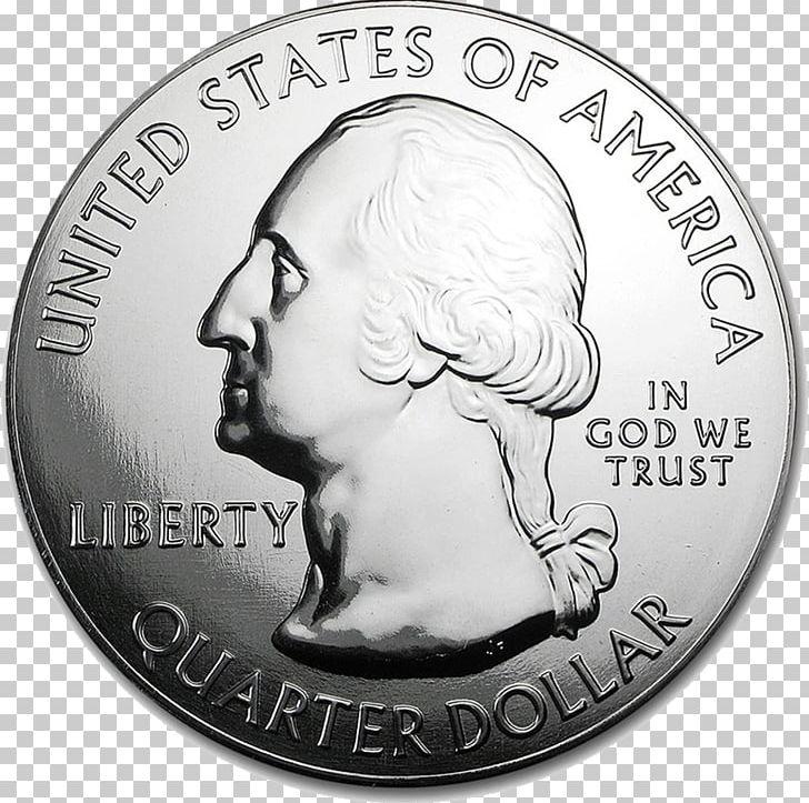 Coin United States Washington Quarter 50 State Quarters PNG.
